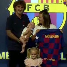 Theo Griezmann, Antoine Griezmann, Camp Nou, Messi, Jessica Marseillais, France Sport, Petite Blonde, Barcelona, Philippe Coutinho