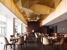Jing Restaurant in Singapore by Antonio Eraso