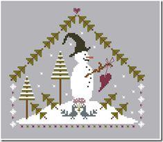 première neige Jura Point de croix grille free