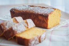 Bizcocho de maíz y limón sin gluten - Welcome to our website, We hope you are satisfied with the content we offer. Cornbread, Banana Bread, Cake Recipes, Bakery, Cheesecake, Food And Drink, Gluten Free, Cooking, Ethnic Recipes