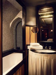 La Suite | Hôtel Bourg Tibourg, Paris-Marais, designed by Jacques Garcia