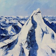 Mt Aspiring   Jane Sinclair Artist Living In New Zealand, Palette, Watercolor, Mountains, Canvas, Artist, Painting, Travel, Pen And Wash
