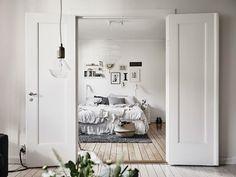 ATELIER RUE VERTE , le blog: Göteborg / Un appartement avec une terrasse sur le toit /