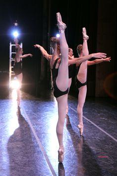 Emma Love Suddarth | George Balanchine's Agon | Pacific Northwest Ballet | © Lindsay Thomas