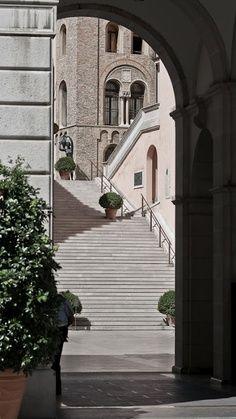 Palazzo Moroni, Padua (Padova), Italia