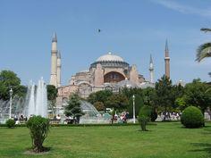 Santa Sofia, Estambul - Turquia