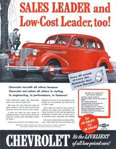Chevrolet - 19390617 Post