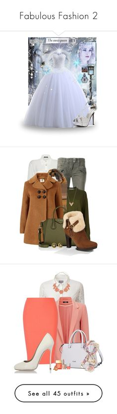 """""""Fabulous Fashion 2"""" by grateful-angel ❤ liked on Polyvore featuring Dolce&Gabbana, Disney, Touch Ups, Balmain, Givenchy, Louis Vuitton, Miss Selfridge, Orla Kiely, UGG Australia and Tory Burch"""