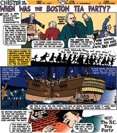 SOLutions: When was the Boston Tea Party?