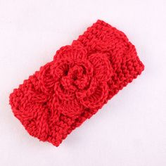 Cheap flower hair band, Buy Quality hair band directly from China hair bands for kids Suppliers: 8 color Children knit warm headband winter autumn crochet unisex flower hair bands for Kids girls hair accessories Baby Flower Headbands, Winter Headbands, Knitted Headband, Knot Headband, Bandeau Crochet, Flower Hair Band, Hair Bands, Cheap Baby Clothes, Baby Hair Accessories