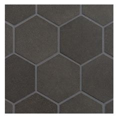 """Basalto - 3"""" Hexagon"""