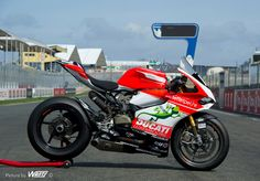 Ducati Luxembourg at Le Mans.