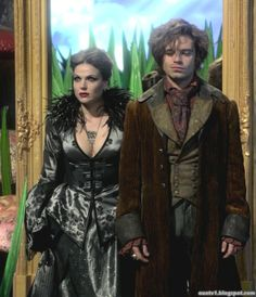 Once Upon a Time Fan Site: Once Upon a Time | The Evil Queen's Outfits