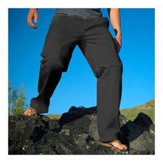 Flex Cargo Pants from SCOTTEVEST/SeV with Secret Pockets - Flex Fit Travel Pant with Hidden Cargo Pockets - Casual Stretch Trousers with Many Secure Pockets