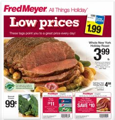 Fred Meyer Coupon Deals: Week of 12/21