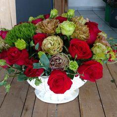 Rosas rojas 10 mayo