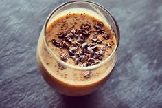 Coffee Peanut Butter Chia Pudding – Raw, Vegan and Gluten Free