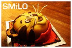 Tiger's Dora cake 3