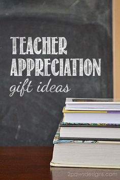 ... gifts, Teacher appreciation cards and Teacher appreciation week