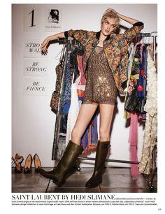 Vogue Alemanha - Fevereiro 2016
