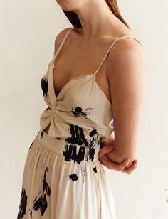Vivement l'été, que l'on puisse se glisser dans de jolies robes ultra féminines ! (robes Kamperett)
