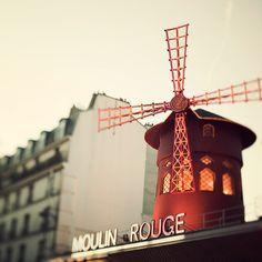 Moulin Rouge  Eye Poetry Prints