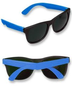b730ee0ad512 Blue Legs Party Sunglasses with Dark Lens 1181