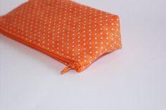 Stick stamp sew: Make-up Bag / Pencil Case Tutorial & Pattern