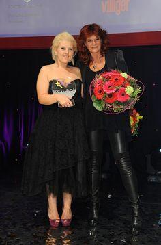 Maite Kelly and Andrea Berg