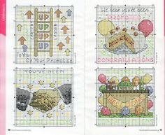 Gallery.ru / Photo # 59 - The world of cross stitching 153 + application 120 Charts - tymannost