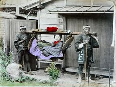 17 images about japan art, culture & people japan art, okinawa and samurai ancient japan people carriers, 17 images about japan art, culture & people. Ali Michael, Photos Du, Old Photos, Antique Photos, Vintage Photographs, Japanese Photography, Art Photography, Japan Shop, Art Japonais