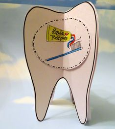 Dental Health Craft: Create a 3-D Tooth Brushing Sequencing 3D Craftivity when you teach about brushing teeth with this health resource from TPT! by Robin Sellers