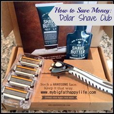 """""""My husband says the Dollar Shave Club blades perform just as well as his previous razor (Gillette Fusion)."""" - Paris, DSC Member. Check out her full review."""