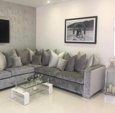 Happy Customer with the beautiful Kensington Sofa