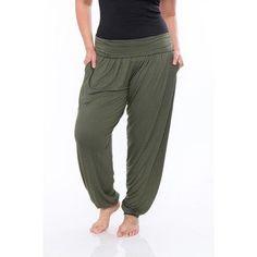 916a76bfcabff White Mark Women s Plus Size Harem Pants
