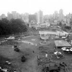 Centro de Curitiba - fotos da década de 80 - Parque Alvorada