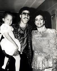 Nicole Richie Lionel Richie And Brenda Richie  adoptive parents