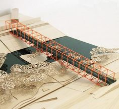 Orange You Loving This Design For The Pedestrian/Bike Bridge Between Cypress Park And Elysian Valley? - Curbed LA