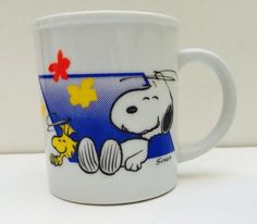 A personal favorite from my Etsy shop https://www.etsy.com/listing/461531518/vintage-1965-peanuts-snoopy-and