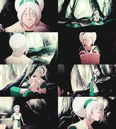 """I'm the original Beifong!"" 