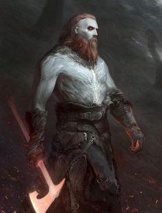 New Fantasy Warrior Concept Art Illustrations Ideas Dark Fantasy Art, Fantasy Artwork, Fantasy Kunst, Fantasy Rpg, High Fantasy, Fantasy Warrior, Fantasy Races, Warrior Concept Art, Warrior Angel