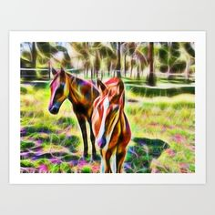 https://society6.com/product/horses-in-a-field-dvs_print?curator=hereswendy