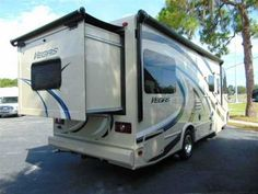 """2016 New Thor Motor Coach Vegas 25.2 Class A in Florida FL.Recreational Vehicle, rv, 2016 Thor Motor Coach Vegas 25.2, This Thor Motor Coach Vegas class A has exactly what you need to head out for awhile before returning home! Model 25.2 offers a rear slide out to create more space without increasing the length quite as much.Thereare also complete kitchen and bath amenities, and so much more!Step inside just behind the front passenger seat where there is a 32"""" LED TV overhead. Straight…"""