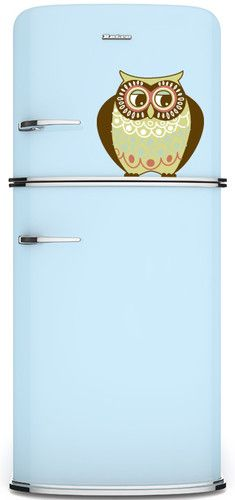 Kudu Original Fridge (Refrigerator) Magnetic Panel: Decorative Magnet: Smart Owl http://cgi.ebay.com/ws/eBayISAPI.dll?ViewItem=230958150575