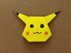 ポケモン折り紙★ ピカチュウの折り方 ★|Origami Pokemon Pikachu - YouTube Pikachu, Pokemon, Spring Fair, Flavio, Origami, Diy And Crafts, Snoopy, Fictional Characters, Videos