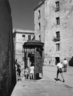 Cagliari, Sardinia, 1948 - by Wolfgang Suschitzky (1912), Austrian