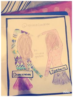 My drawing !! I was bored so ya!! Do ya like it :)