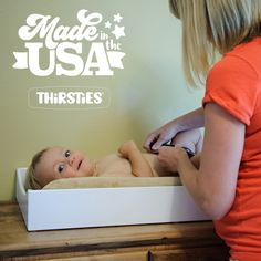 Help for new moms choosing which cloth diapers to buy. Pictures of newborn babies in cloth diapers and a list of what you need to cloth diaper your baby. Cloth Diapers, New Moms, Toddler Bed, Learning, Usa, How To Make, Baby, Clothes, Clothing