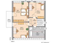 Og elternschlafzimmer mit kinderzimmer 1 tauschen dann - Bauplan kleiderschrank ...