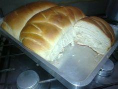 Receita de Pão caseiro fofinho.